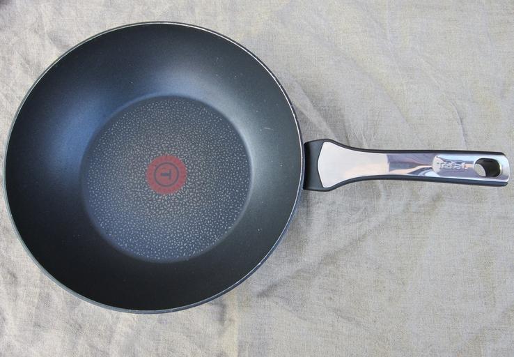 Сковорода Сковорідка Tefal 28 см Франция France, фото №2