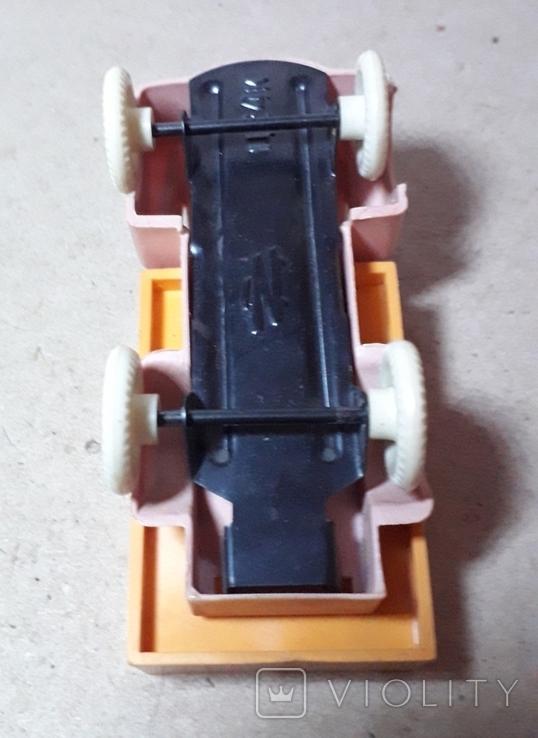 Маленькая грузовая машинка СССР, фото №3