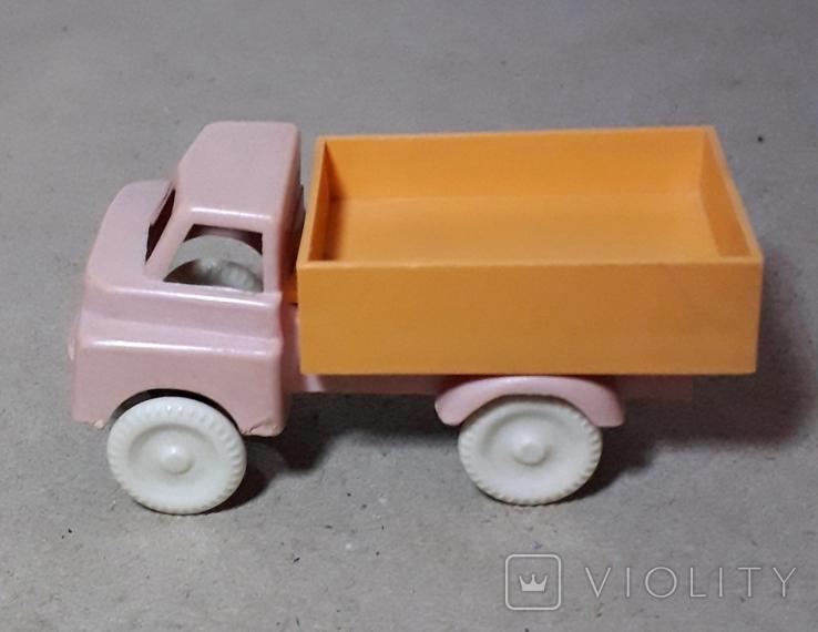 Маленькая грузовая машинка СССР, фото №2