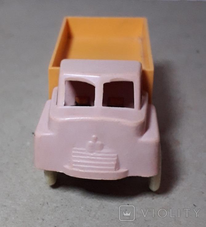 Маленькая грузовая машинка СССР, фото №4