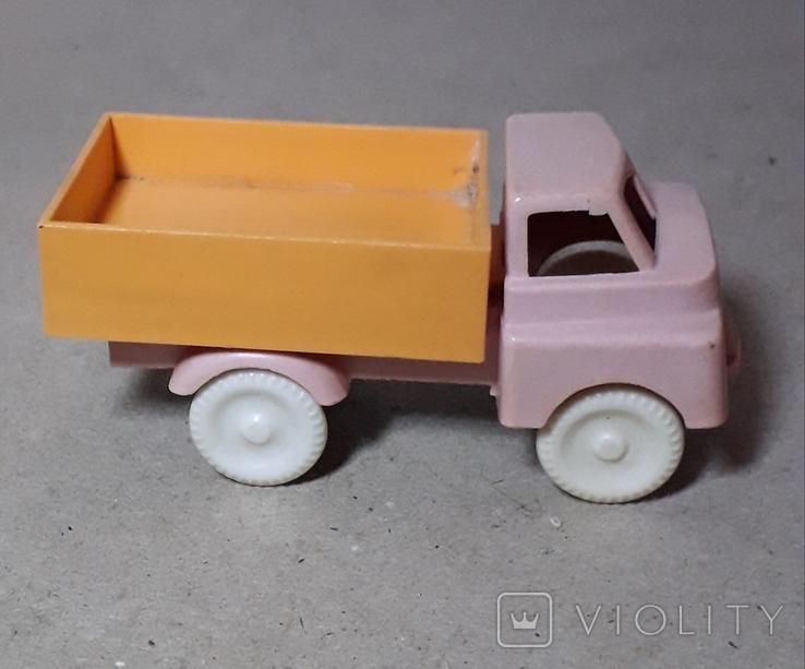 Маленькая грузовая машинка СССР, фото №5
