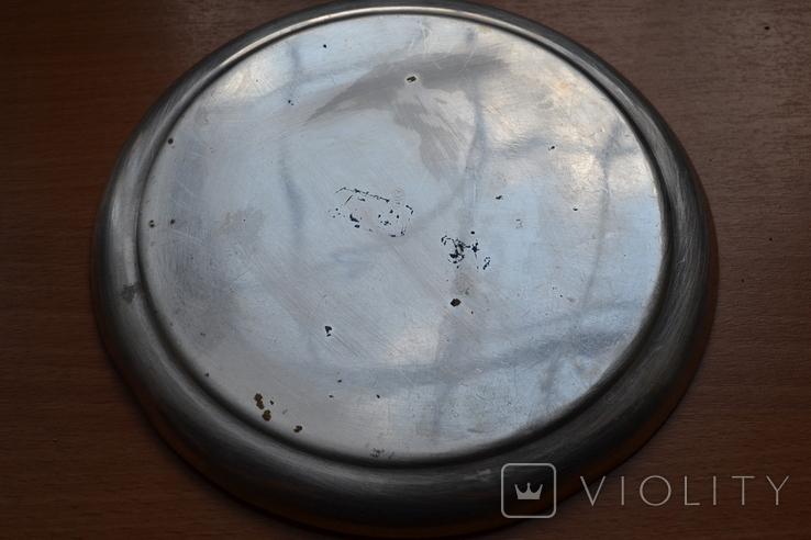 Сувенирная тарелка Пушкин, фото №4
