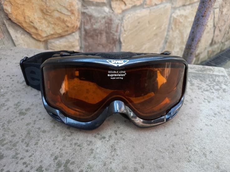 Лижні захисні окуляри Supravision., фото №2