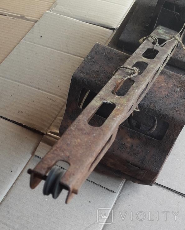 Машина Большой КРАН времён СССР, фото №5