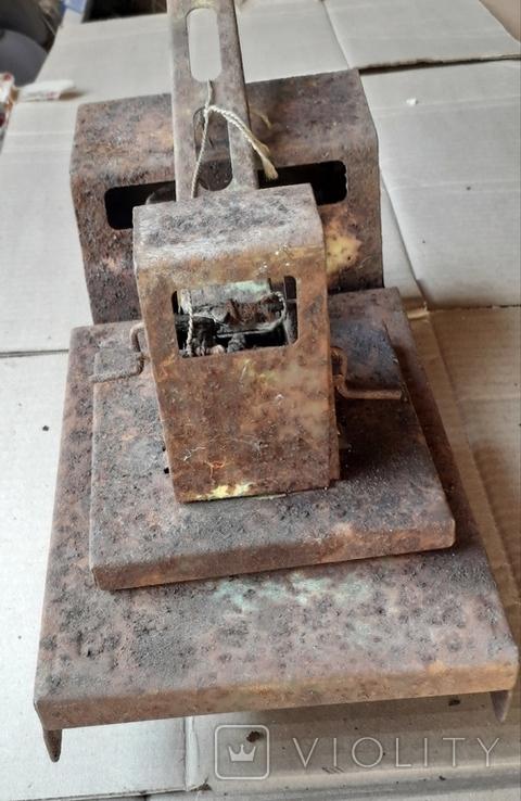 Машина Большой КРАН времён СССР, фото №6