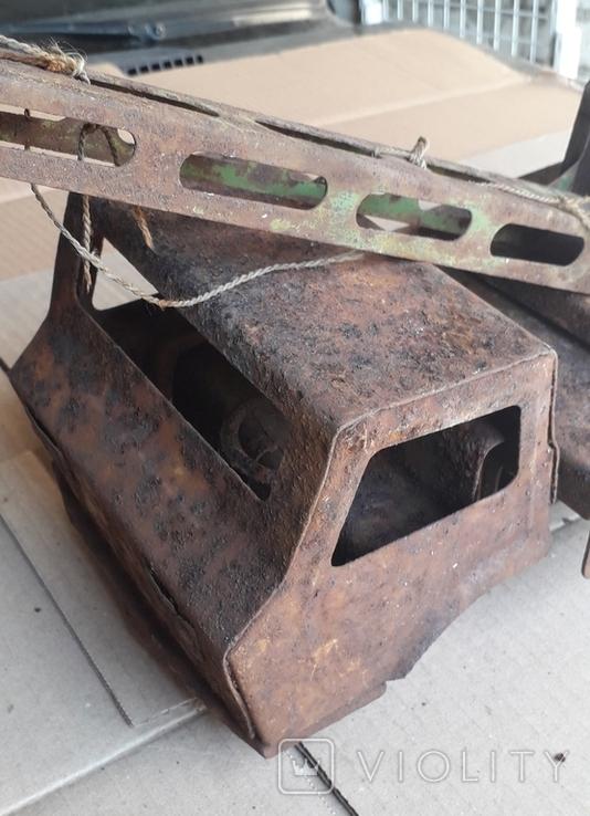 Машина Большой КРАН времён СССР, фото №7