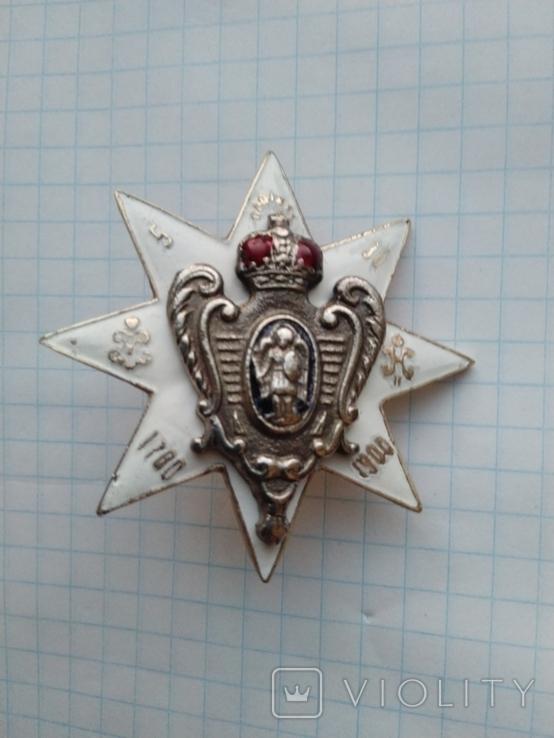 Полковой знак 5-ого гренадерского киевского полка, копия, фото №4