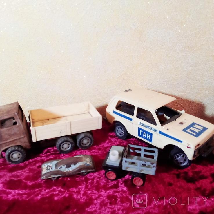 Лот старых авто СССР, фото №2