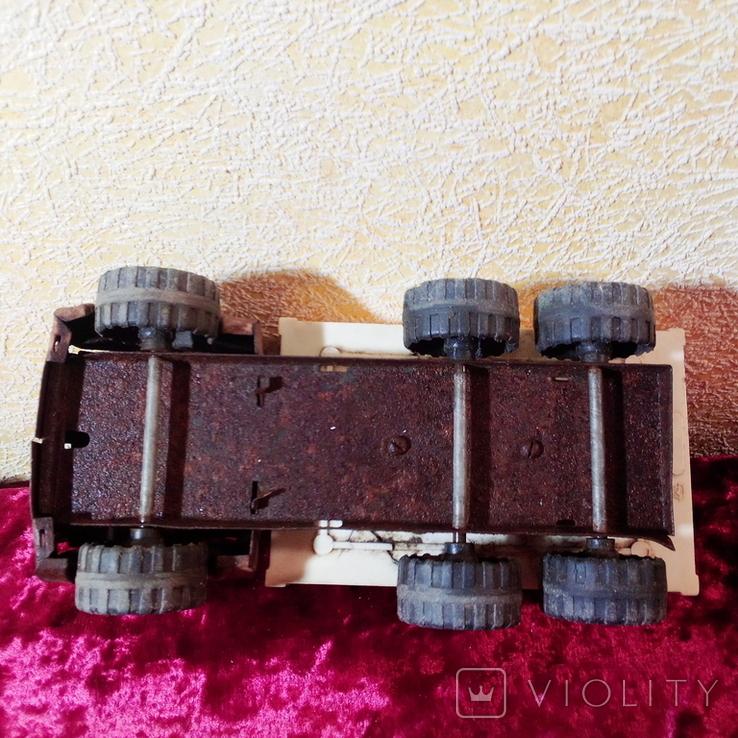 Лот старых авто СССР, фото №5