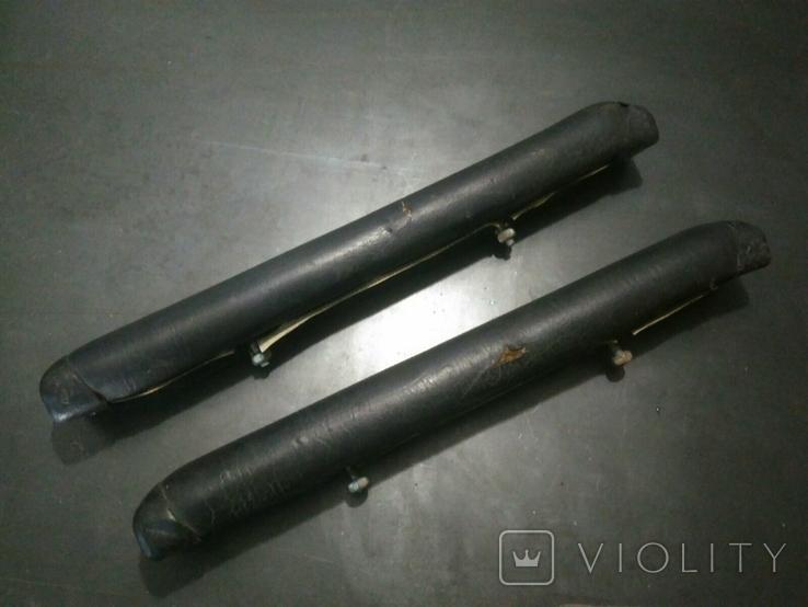 Подлокотники коляски мотоцикла ИЖ, фото №3