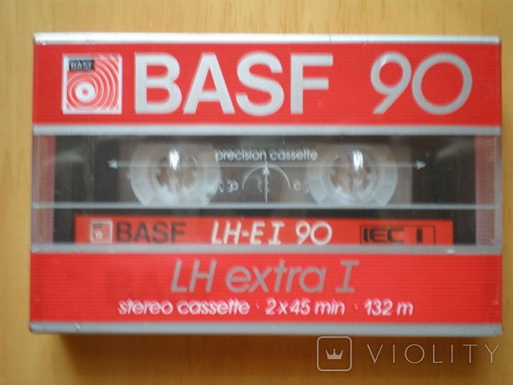 Аудиокассеты BASF 90 LH extra1. W. Germany., фото №5