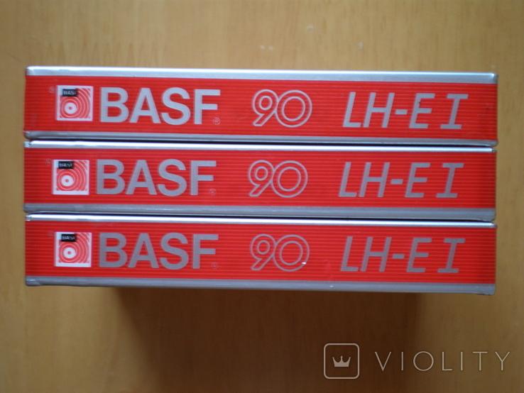 Аудиокассеты BASF 90 LH extra1. W. Germany., фото №7