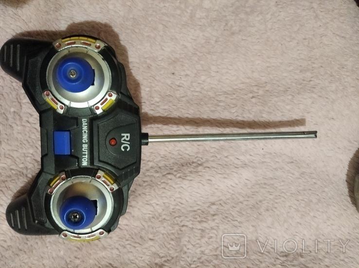 Луноход с пультом на восстановление или запчасти(Китай), фото №7