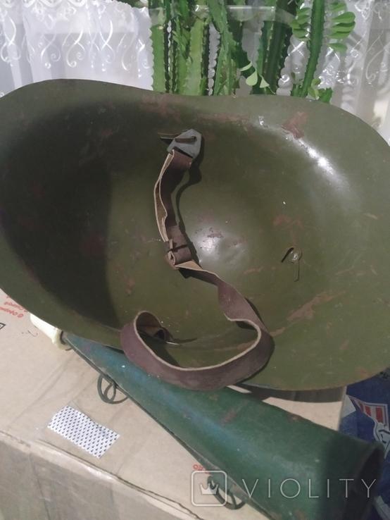 Шлем пожарника и гудок, фото №3