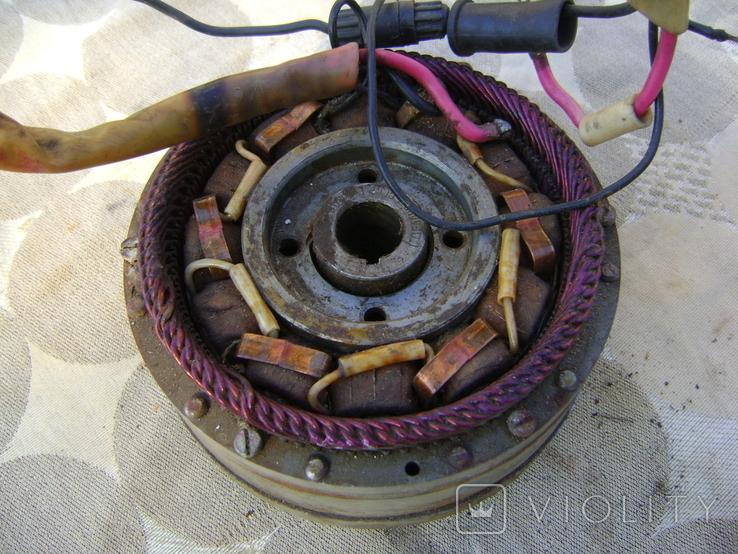 Мотороллер Тулица детали, фото №2