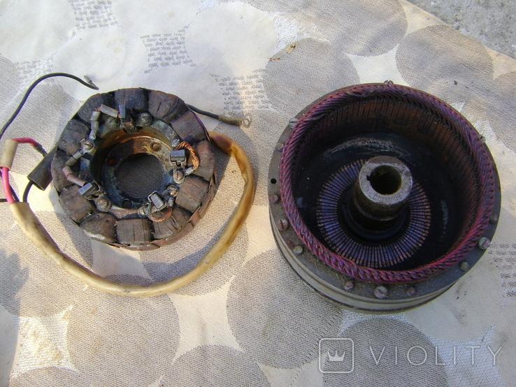 Мотороллер Тулица детали, фото №3