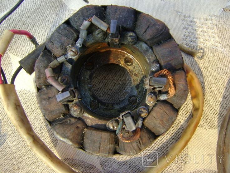Мотороллер Тулица детали, фото №5