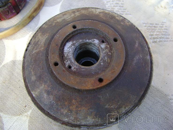 Мотороллер Тулица детали, фото №6