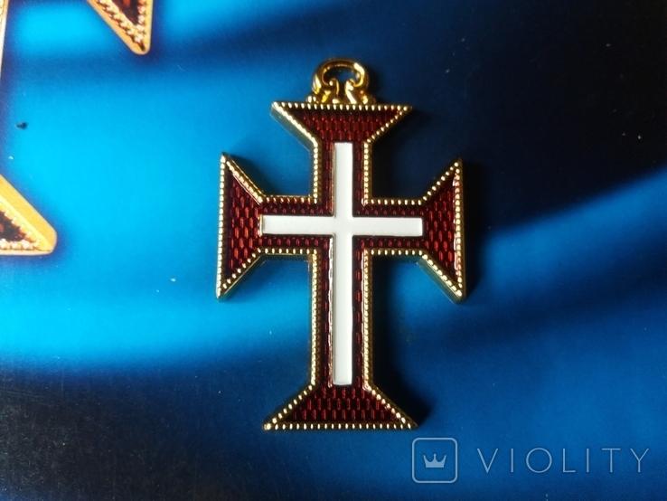 Муляжи Ордена Подвязки и Ордена Христа+ журналы, фото №5