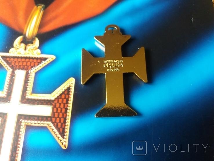 Муляжи Ордена Подвязки и Ордена Христа+ журналы, фото №6