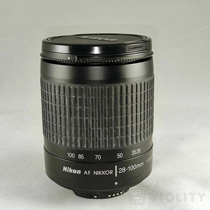 Nikon AF Nikkor 28-100mm f3.5-5.6G., фото №2