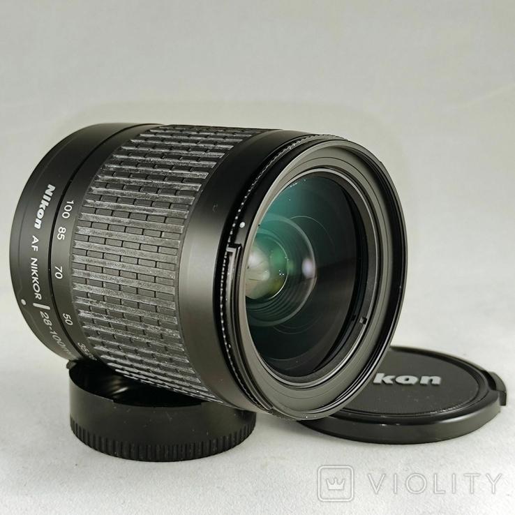 Nikon AF Nikkor 28-100mm f3.5-5.6G., фото №3