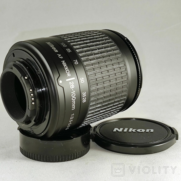 Nikon AF Nikkor 28-100mm f3.5-5.6G., фото №4