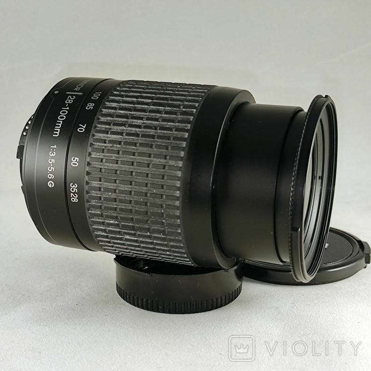Nikon AF Nikkor 28-100mm f3.5-5.6G., фото №7