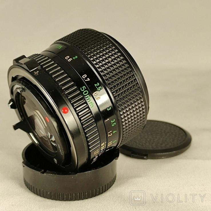 Canon FDn 50mm f1.2., фото №4