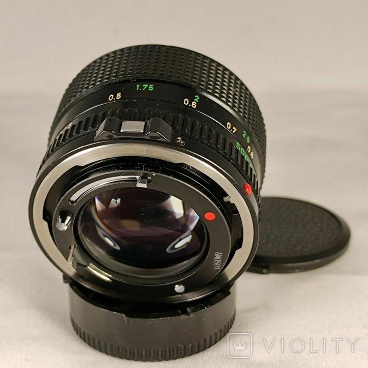 Canon FDn 50mm f1.2., фото №5