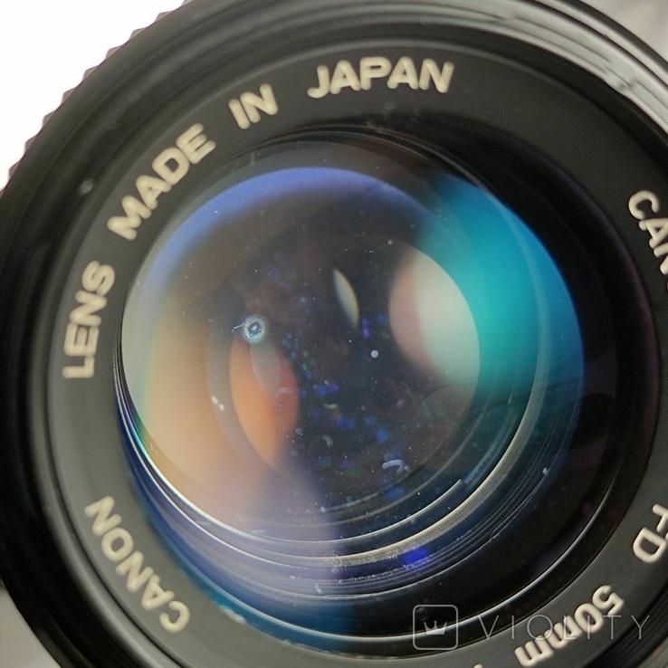 Canon FDn 50mm f1.2., фото №11