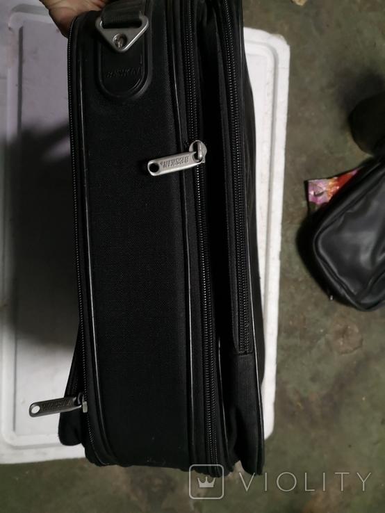 Сумка чемодан дипломат мужской портфель, фото №11