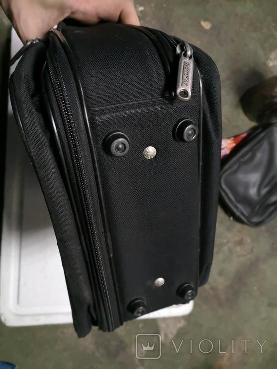 Сумка чемодан дипломат мужской портфель, фото №13