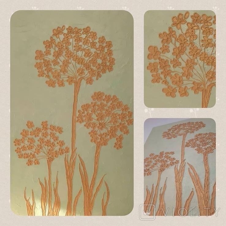 """Gold Flowers"", фото №2"