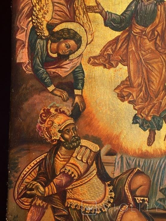 Икона Вознесение, фото №4