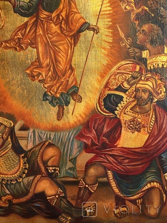 Икона Вознесение, фото №5