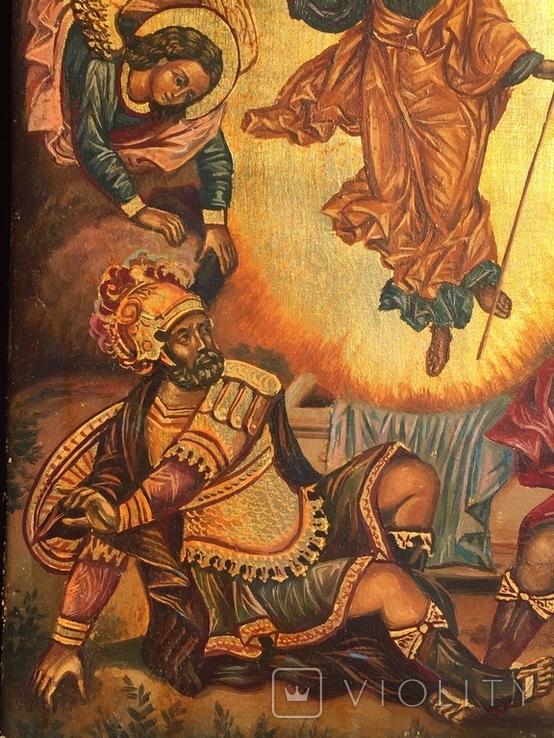 Икона Вознесение, фото №6