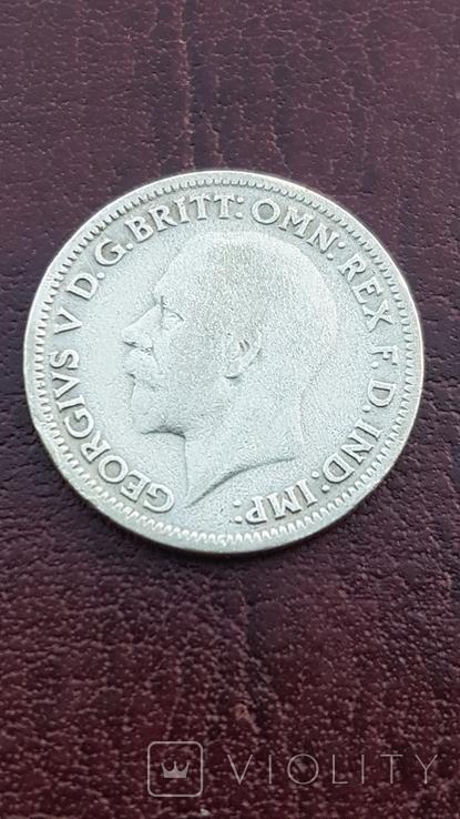 6 пенсов 1936г.Великобритания, фото №3