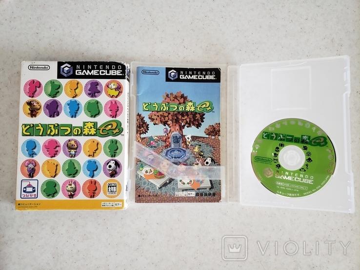 Doubutsu no Mori e+ Plus( Animal Crossing) Nintendo Gamecube, фото №4