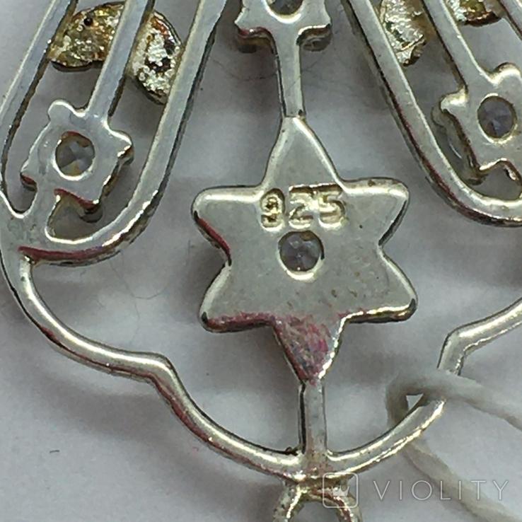 Пирсинг. Серебро, фото №5