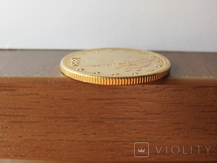10 долларов 1889 г. США, фото №10