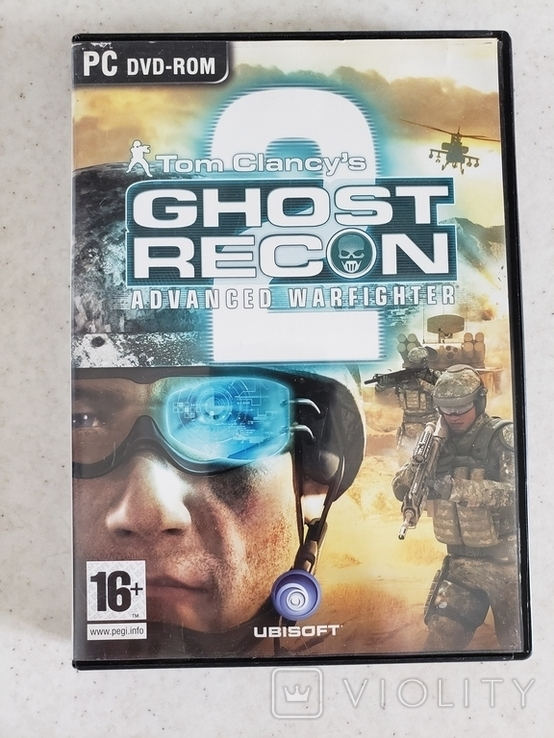 Tom Clancy's ghost recon advanced warfighter 2 (PC), фото №2