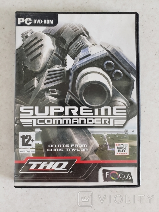 Supreme commander (PC), фото №2