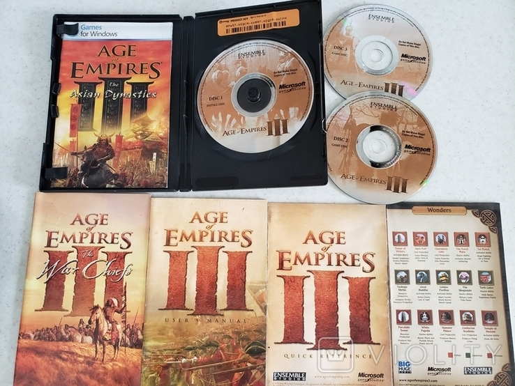 Age of Ampires III (PC)
