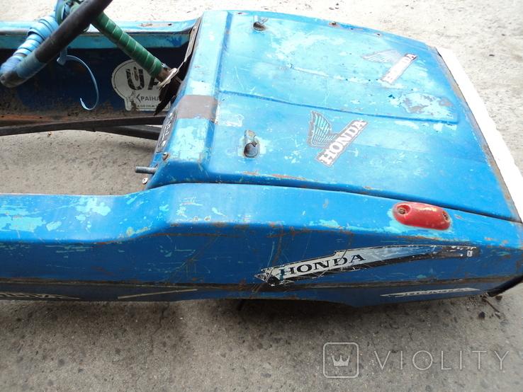 Автомобиль Радуга на педалях., фото №5