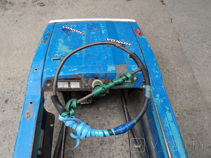 Автомобиль Радуга на педалях., фото №8
