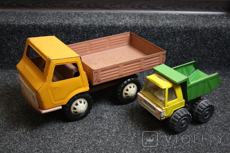 Две машинки ссср, фото №2