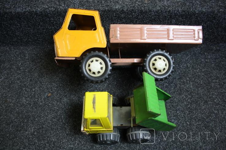 Две машинки ссср, фото №3