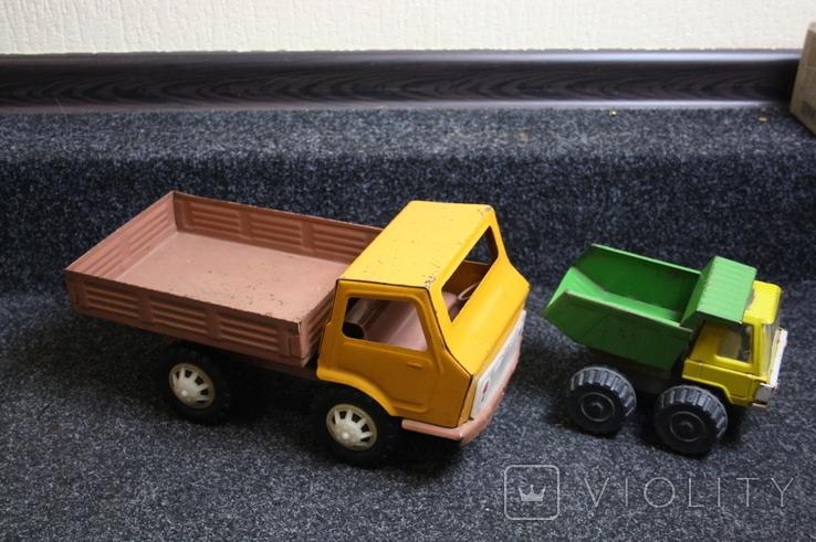 Две машинки ссср, фото №5