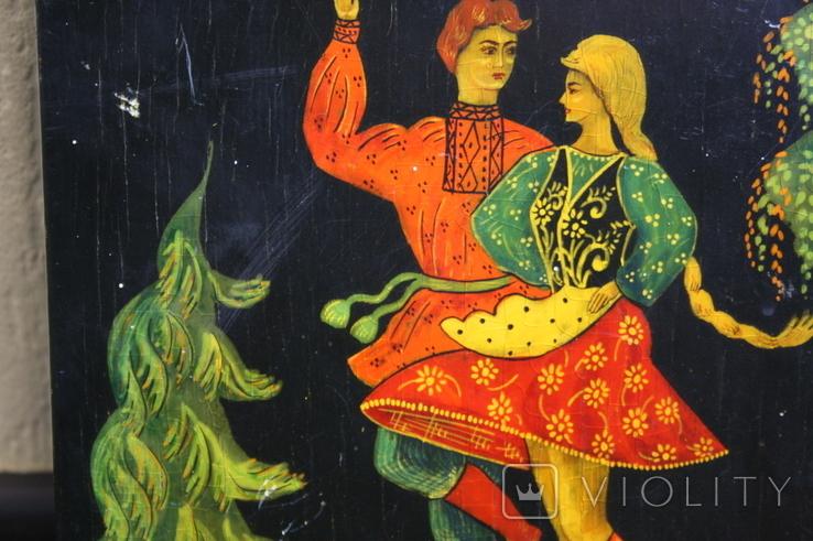 Танец Лявониха Беларусь 1971г., фото №9